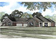 Main image for house plan # 3751