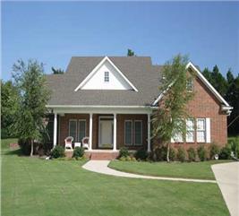 House Plan #153-1351