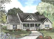 View house Plan#153-1351
