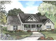 Main image for house plan # 3753