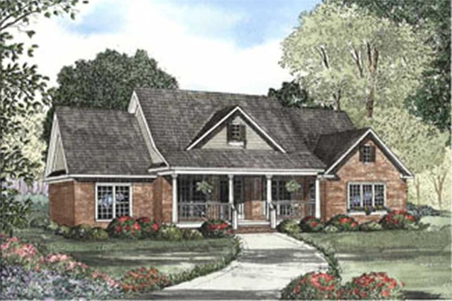 Other Elevation of this 4-Bedroom,2261 Sq Ft Plan -2261