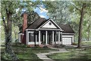 View house Plan#153-1354