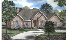 Main image for house plan # 4475
