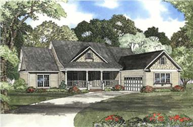 Main image for house plan # 3749