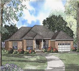 House Plan #153-1360