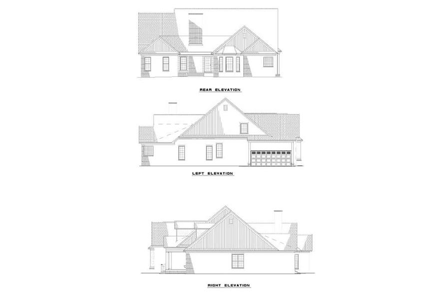 Home Plan Other Image of this 5-Bedroom,2975 Sq Ft Plan -153-1361