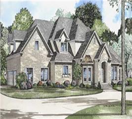 House Plan #153-1365