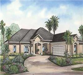 House Plan #153-1378