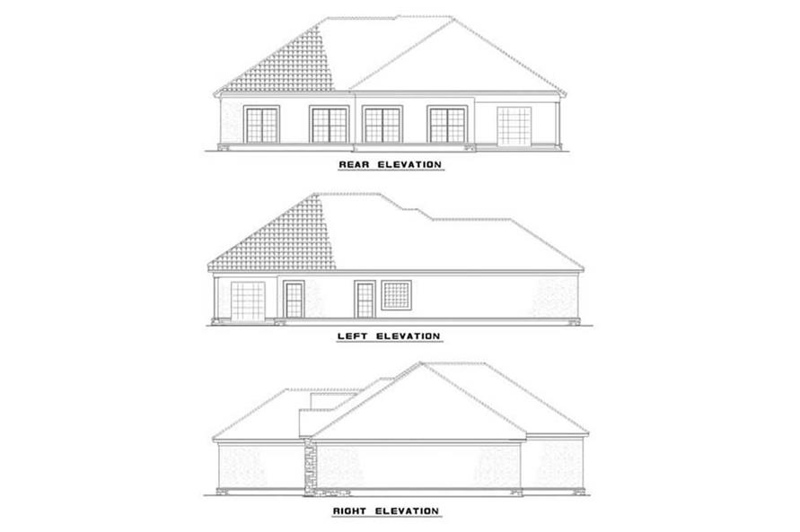 Home Plan Other Image of this 3-Bedroom,2237 Sq Ft Plan -153-1380