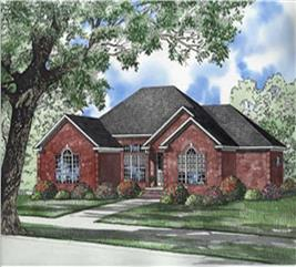 House Plan #153-1383