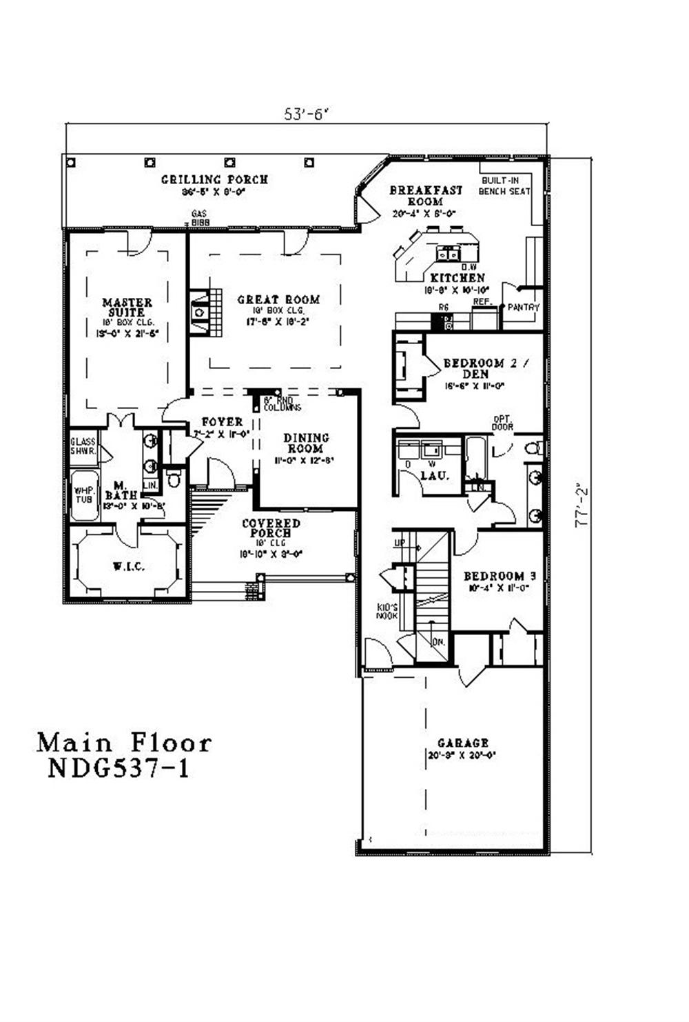153-1384 basement option