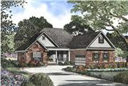 View house Plan#153-1384