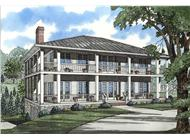 Main image for house plan # 4247