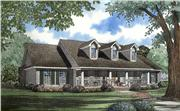 View house Plan#153-1388