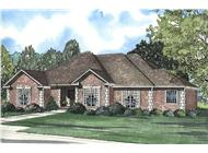 Main image for house plan # 4244