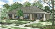 View house Plan#153-1391