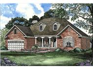 Main image for house plan # 3823