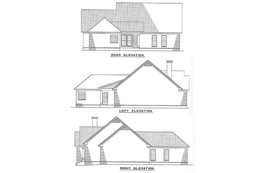 Home Plan Other Image of this 3-Bedroom,1627 Sq Ft Plan -153-1397
