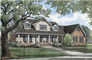 Main image for house plan # 3326