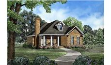 View New House Plan#153-1403