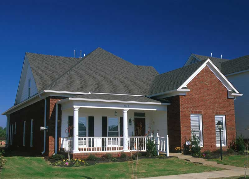Southern Traditional House Plans Home Design Ndg 308 3478