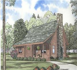 House Plan #153-1410