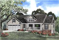 Main image for house plan # 3424