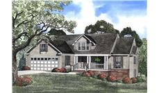 View New House Plan#153-1415