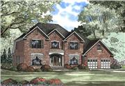 View house Plan#153-1416