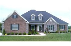 Main image for house plan # 3426
