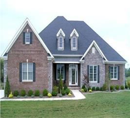 House Plan #153-1417