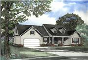 View house Plan#153-1418