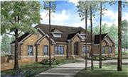 View house Plan#153-1421