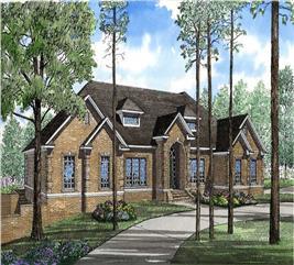 House Plan #153-1421