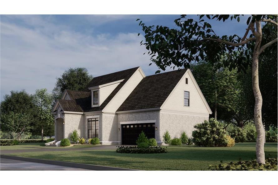 Right View of this 3-Bedroom,1684 Sq Ft Plan -153-1426
