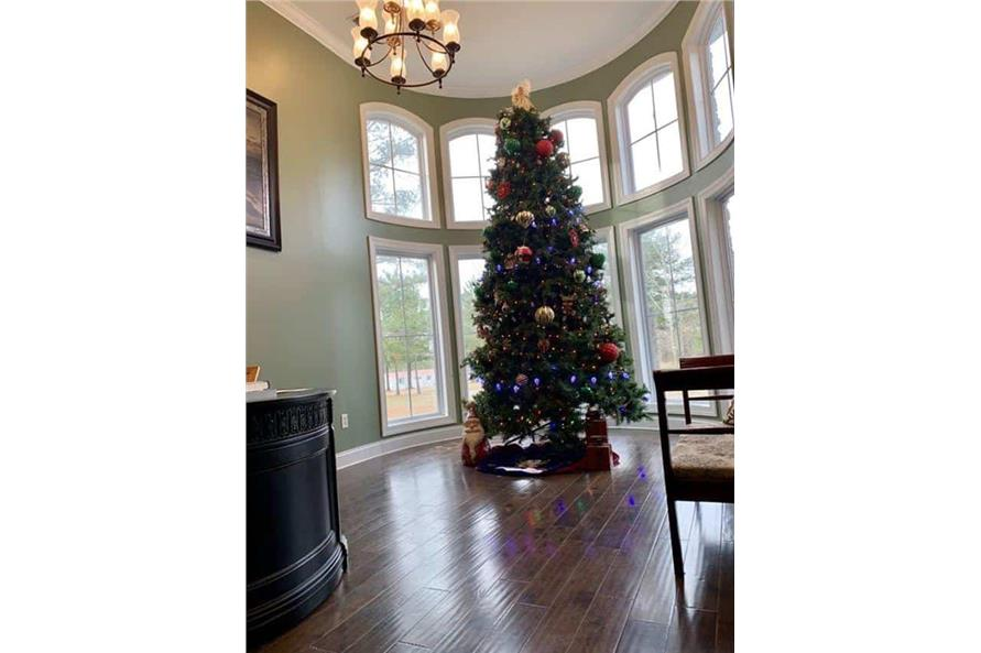 Great Room: Holidays of this 4-Bedroom,3052 Sq Ft Plan -153-1428