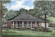 View house Plan#153-1431