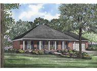 Main image for house plan # 3486