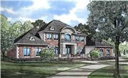View house Plan#153-1436