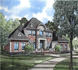 House Plan #153-1436