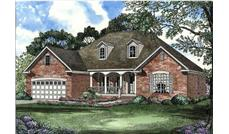Main image for house plan # 3723