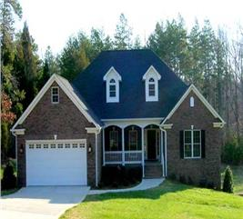 House Plan #153-1440