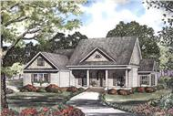 Main image for house plan # 3728