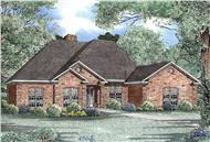 Main image for house plan # 3299