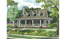 View New House Plan#153-1454