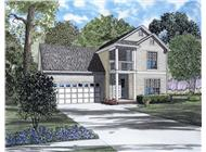 Main image for house plan # 7886