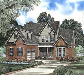 House Plan #153-1468