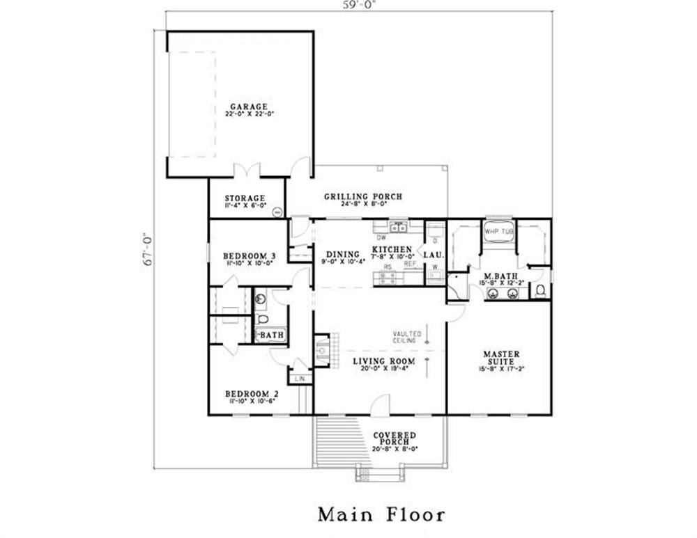 Traditional Cape Cod House Plans Home Design Ndg 569 3411