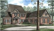View house Plan#153-1471