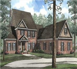 House Plan #153-1471